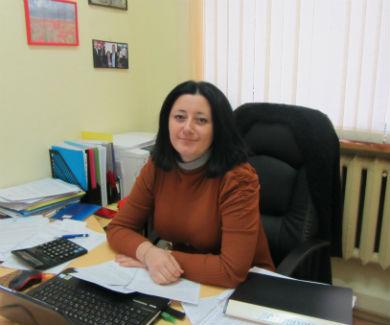 Світлана Ярошенко