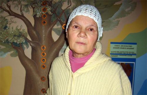 Тетяна Заштовт, директор музею історії аграрної академії