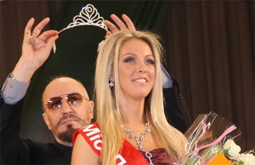 Катерина СУШКО — «Красуня Полтави - 2009»