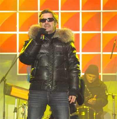 Олександр Пономарьов у Полтаві