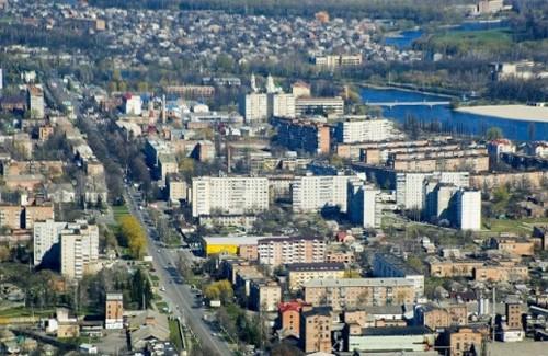 Панорама Миргороду