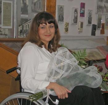 Художниця Марина Сидоренко (Пельц)