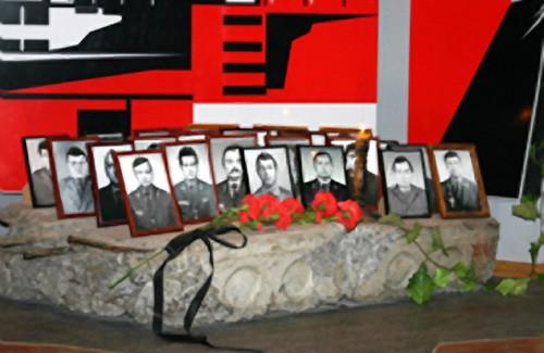 У Головному управлінні МНС вшановували учасників ліквідації наслідків аварії на ЧАЕС