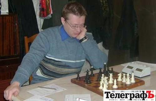 Анатолий Энговатов – чемпион Кременчуга 2009 года