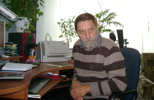 Леонид Анатольевич Сорокин