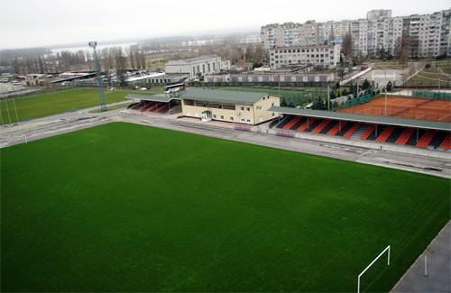 Стадион «Юность» (Комсомольск)