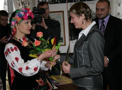 Нагородження за значний внесок в розвиток української мови в суспільстві