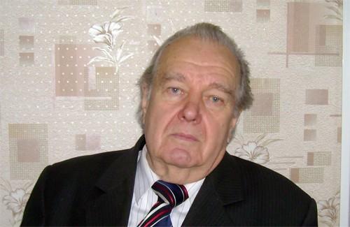 Михайло Петрович Шкляренко