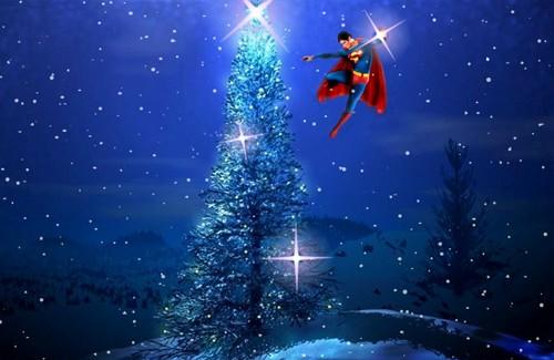 «Новорічні  пригоди Супермена»