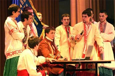 Конкурс «Студент року» у Полтаві