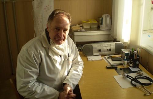 Андрей Дзюба, врач-гастроэнтеролог 5-й полтавской городской больницы