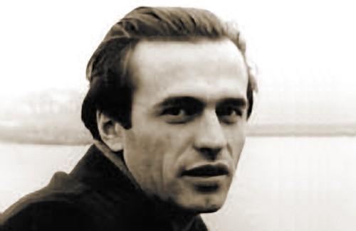 Василь Симоненко — український поет і журналіст, діяч українського руху опору