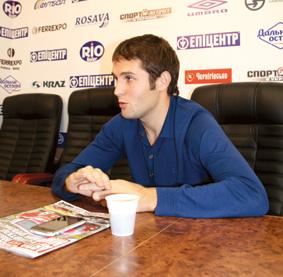 Денис Кулаков в інтерв'ю «Вечірній Полтава»