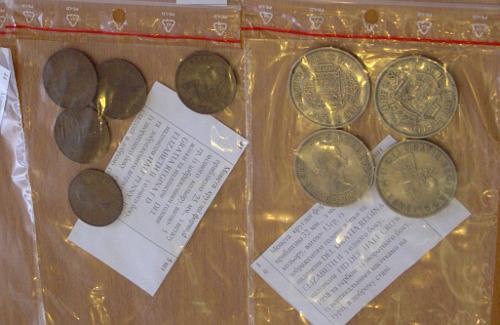 Краєзнавчий музей проводить експертизу контрабандних монет