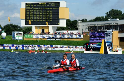 ICF Canoe Sprint World Championships Poznań 2010