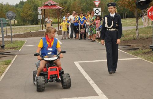 Всеукраїнський конкурс-рейд «Увага! Діти на дорозі»