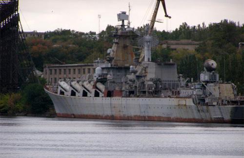 Крейсер «Україна» продадуть Росії