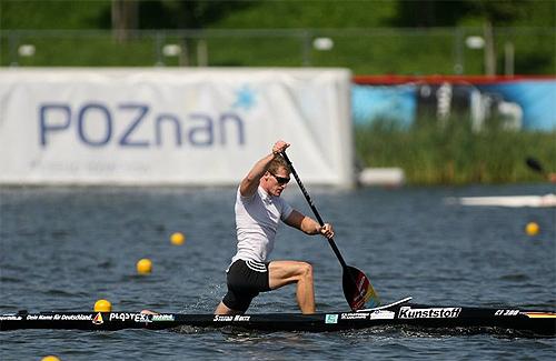CF Canoe Sprint World Championships Poznań 2010