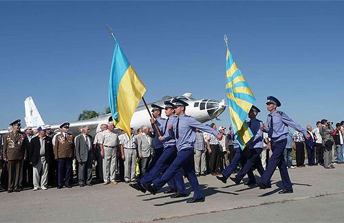 Полтавські авіатори відзначили державне та професійне свята