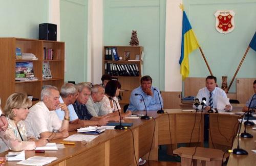 В Полтавській міській раді лише 18% жінок
