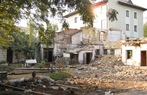 Cкладнощі розселення старих будинків у Полтаві