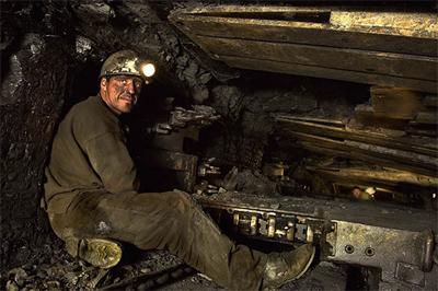 Сегодня День шахтёра