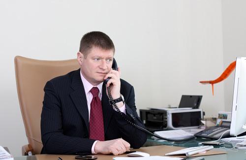 Руководитель «Полтаватеплоэнерго» Владимир Чернявский