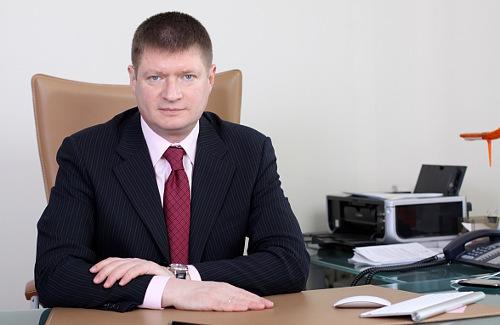 Генеральний директор КП «Полтаватеплоенерго» Володимир Чернявський