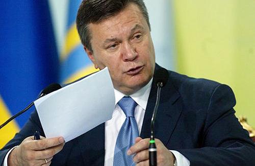 Янукович «освятив» зміну правил місцевих виборів
