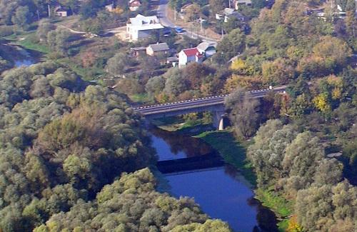 Мост над Сулой