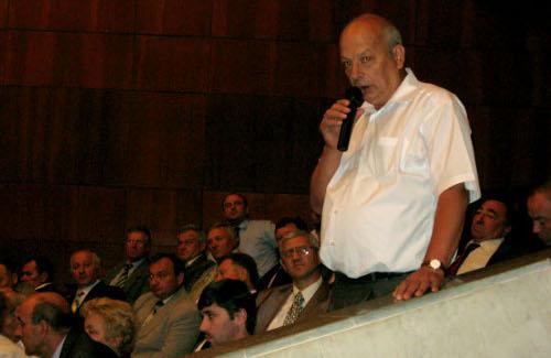 В'ячеслав Білаш: «У нас в районі 15 сільських рад. Навіщо у Шишаках 60 депутатів?»