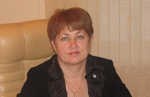 Лідія Логвин, заступник міського голови Полтави