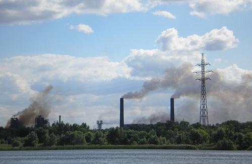 Найбільший забруднювач в області — промисловість Кременчука