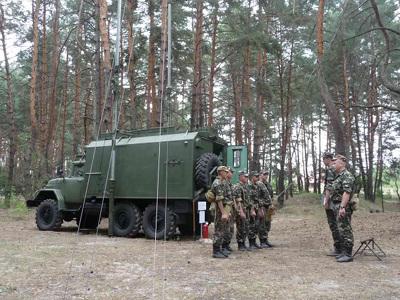 Українська армія на марші