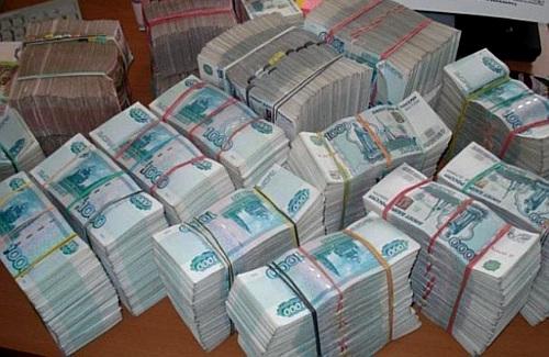 Российские Бонни и Клайд «кинули» один из местных банков на 10 млн. рублей.