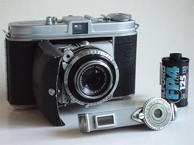 Kodak Retina 1b
