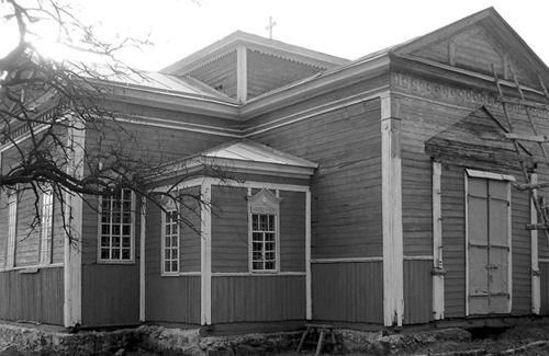 Тимофеевская церковь в Григоро-Бригадировке