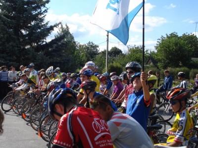 Шоста Всеукраїнська велоестафета «Спорт для всіх єднає Україну»