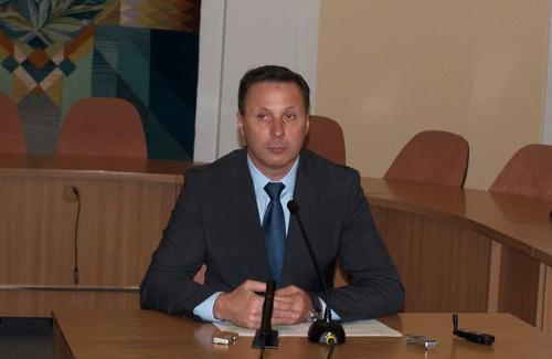 Мэр Полтавы Андрей Матковский