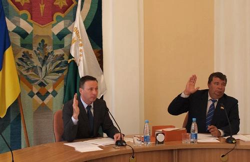 Андрій Матковський та Олександр Козуб