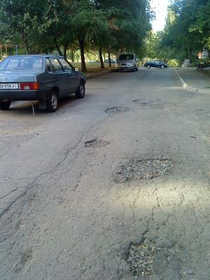 На Огнівці «забули» доремонтувати дороги