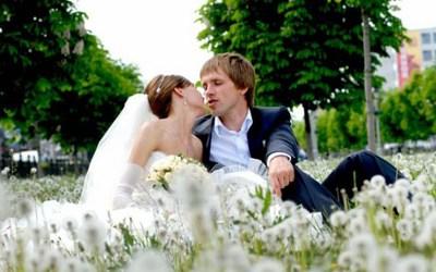 Григорий Ярмаш с невестой