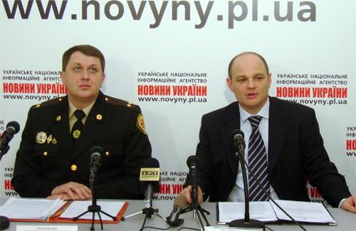 Роман Кириленко та Віталій Нікіпелов