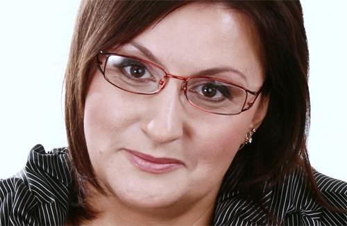 Людмила Ходос – голова об'єднання ВГО «Край»