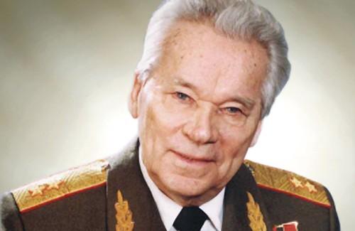 Михайло Тимофійович Калашников