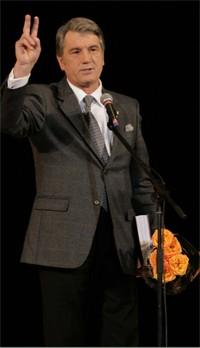 Виктор Ющенко уверен в своей победе