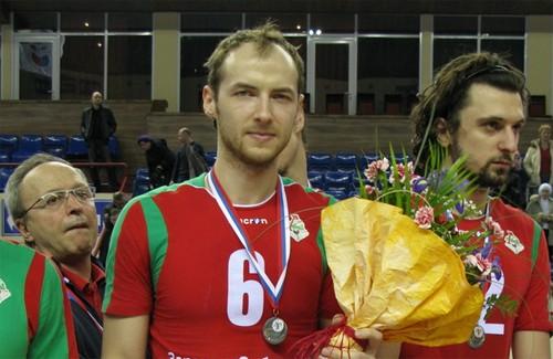 Микола Павлов – найкращий подаючий турніру