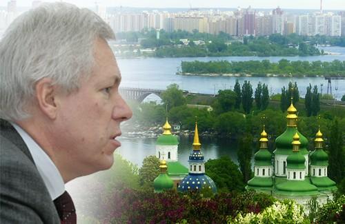 Валерий Асадчев не исключает возможности баллотироваться в мэры Киева