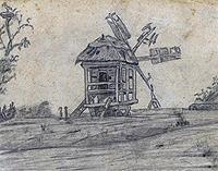 Малюнок Миргороду