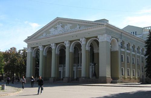 Музично-драматичний театр ім. М.В. Гоголя